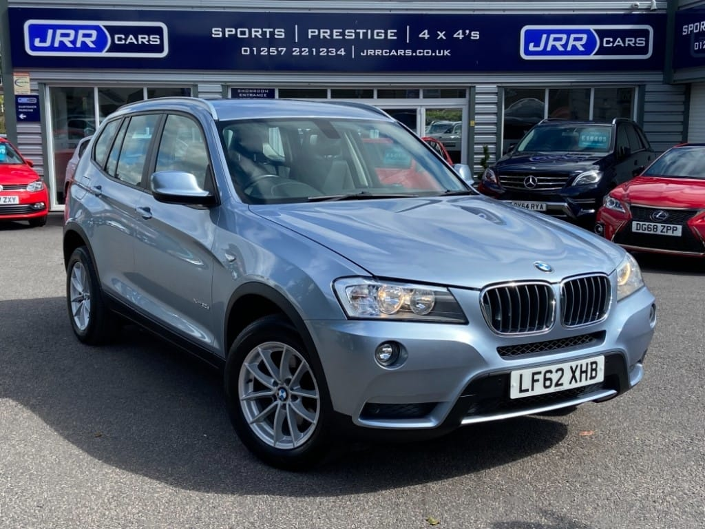 used BMW X3 XDRIVE20D SE USED in chorley-lancashire