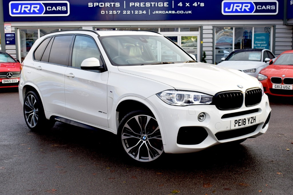 used BMW X5 USED XDRIVE40D M SPORT in chorley-lancashire