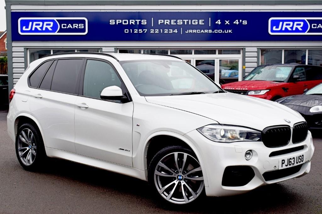used BMW X5 used XDRIVE30D M SPORT in preston-lancashire