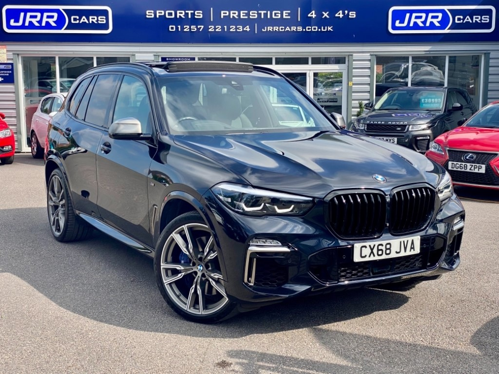used BMW X5 M50D USED in chorley-lancashire