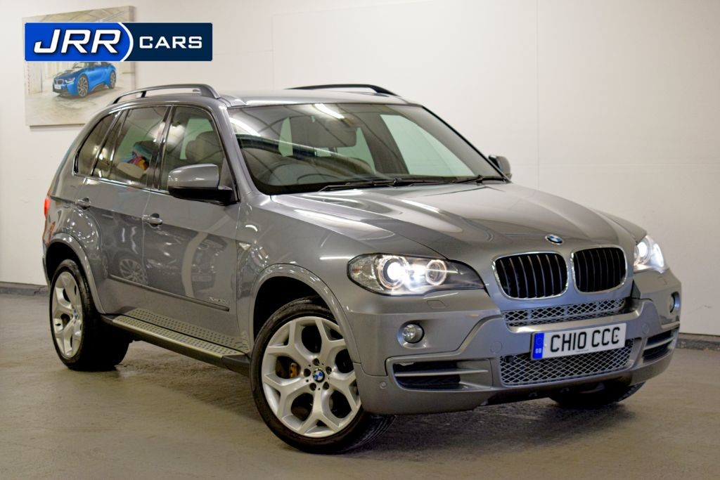 used BMW X5 XDRIVE30D SE in preston-lancashire