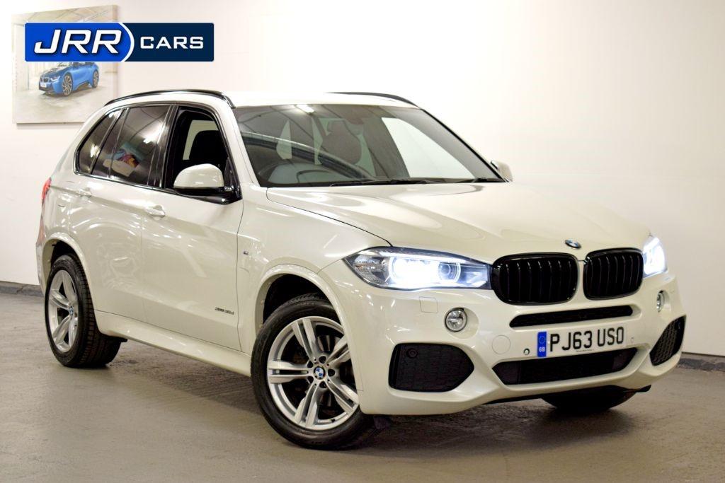 used BMW X5 XDRIVE30D M SPORT in preston-lancashire