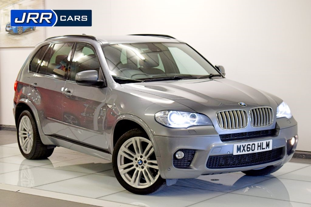 used BMW X5 XDRIVE40D M SPORT in preston-lancashire