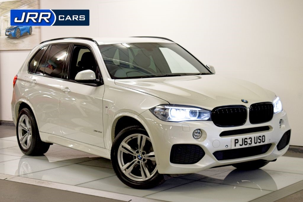 used BMW X5 XDRIVE30D M SPORT in preston-lancashire