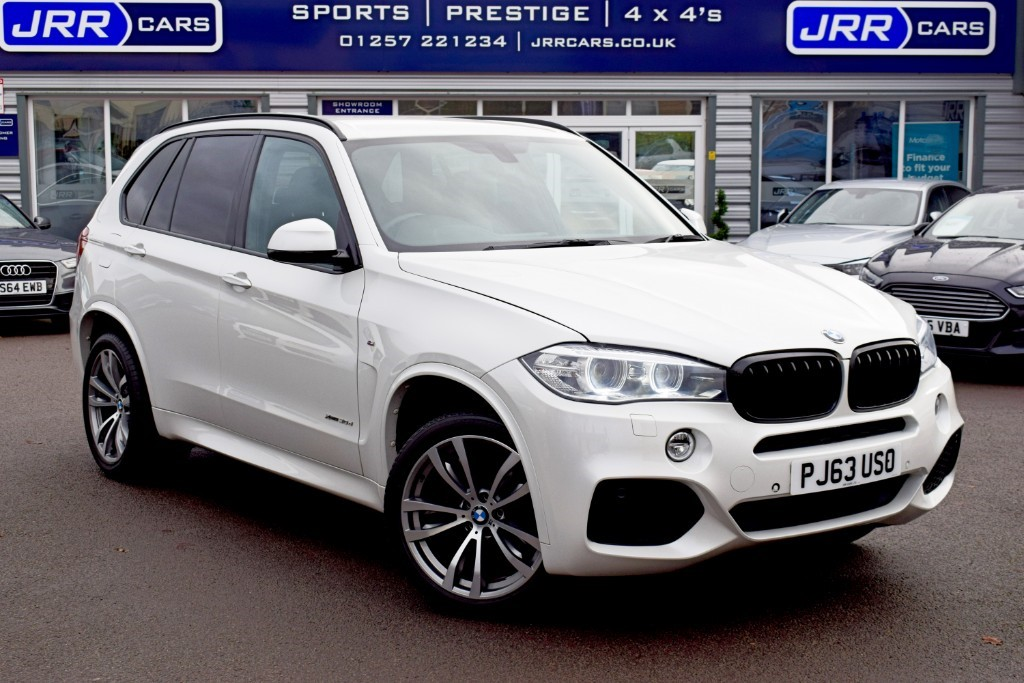 used BMW X5 USED XDRIVE30D M SPORT in chorley-lancashire
