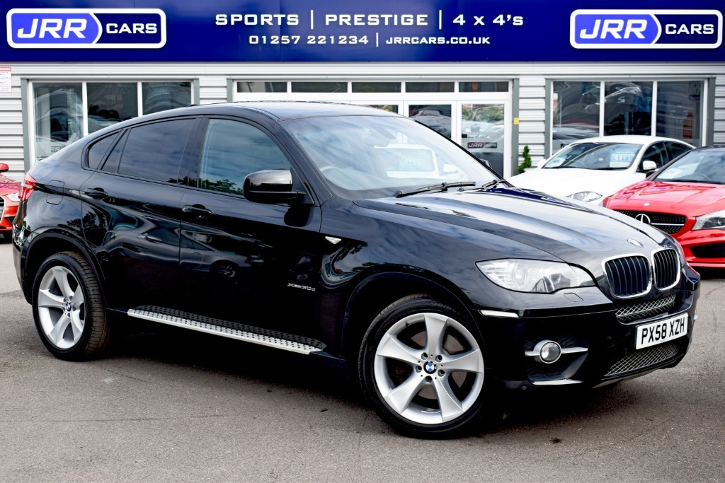 used BMW X6 XDRIVE30D in preston-lancashire