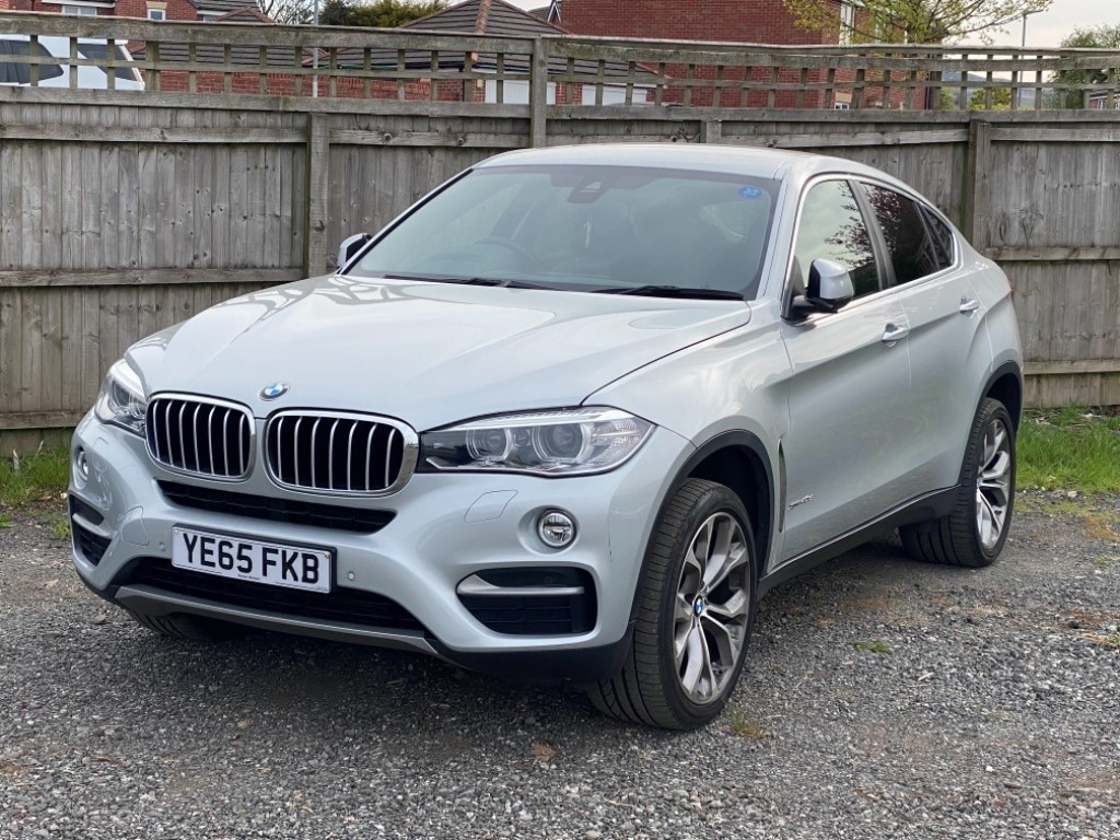 used BMW X6 XDRIVE40D SE USED in chorley-lancashire