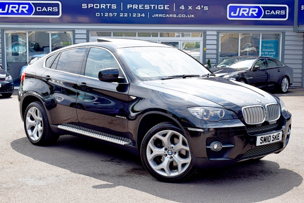 used BMW X6 XDRIVE40D in preston-lancashire