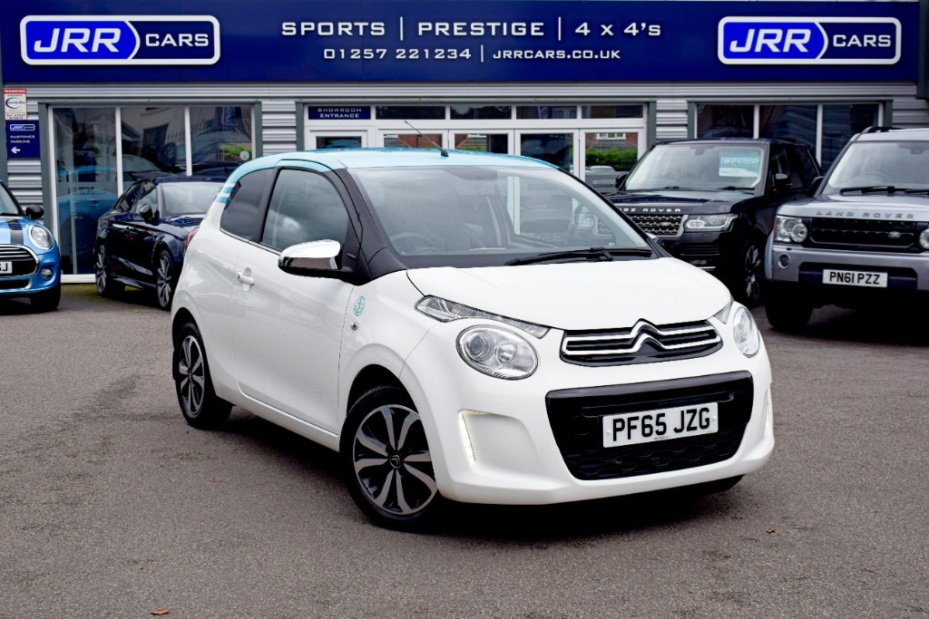used Citroen C1 PURETECH FLAIR EDITION USED in chorley-lancashire