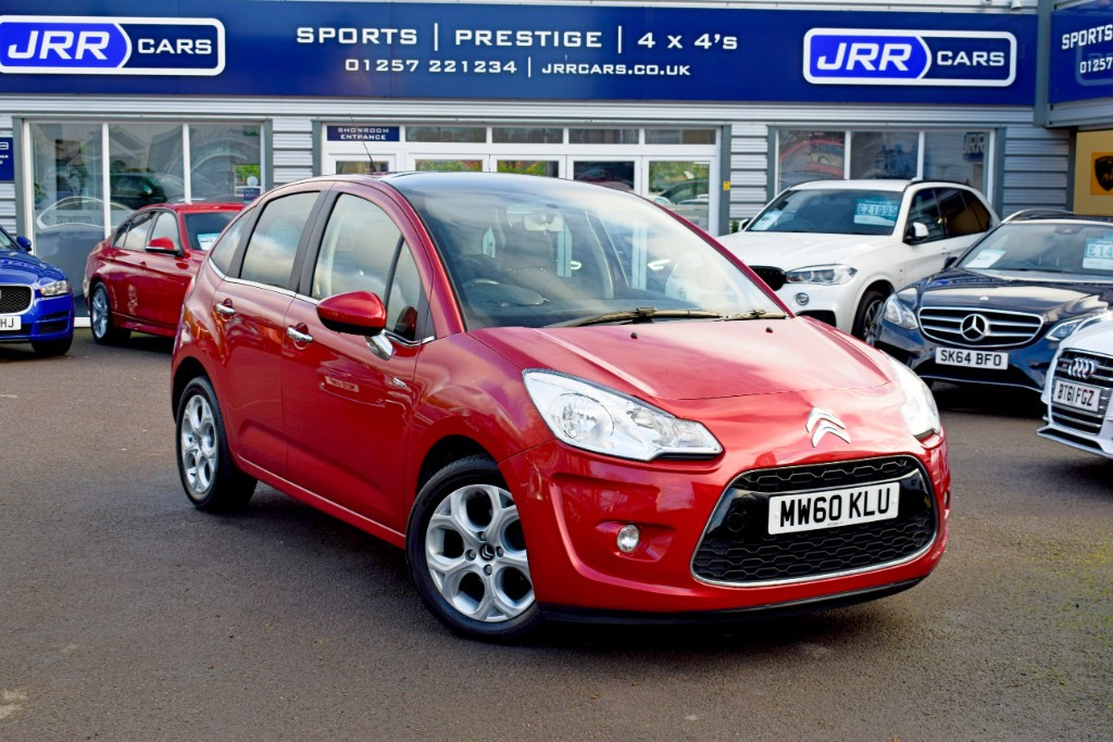 used Citroen C3 USED HDI EXCLUSIVE in chorley-lancashire