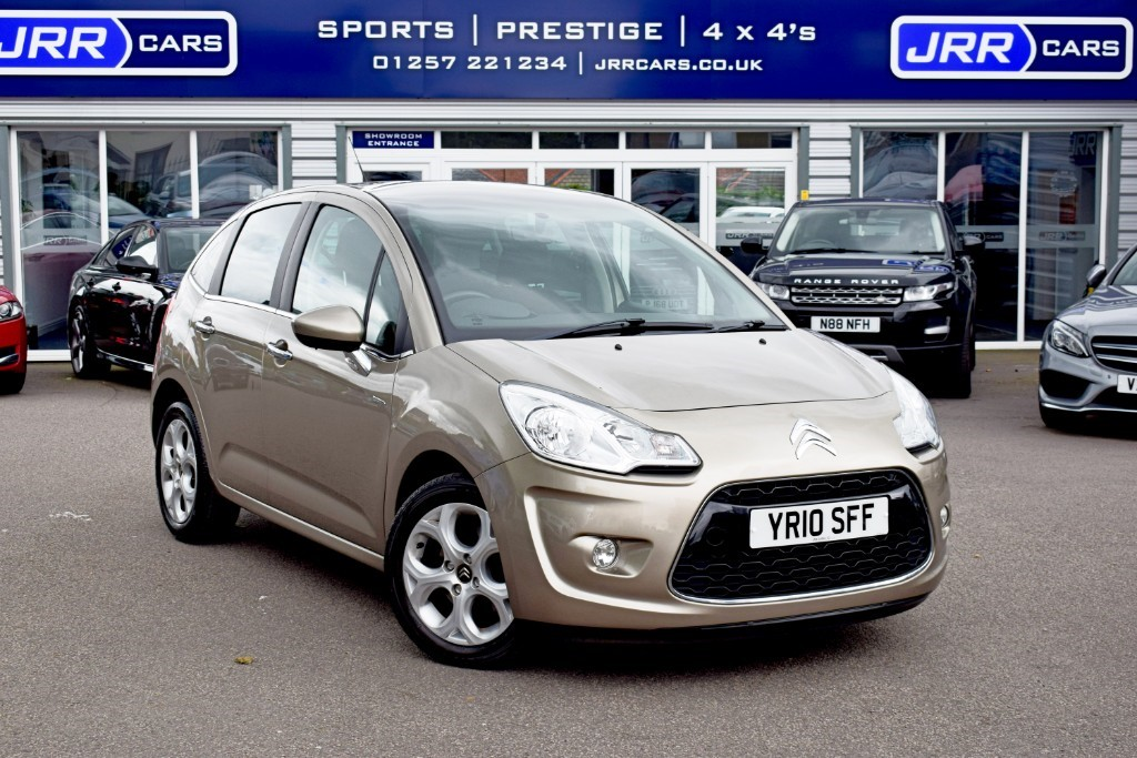 used Citroen C3 EXCLUSIVE USED in chorley-lancashire