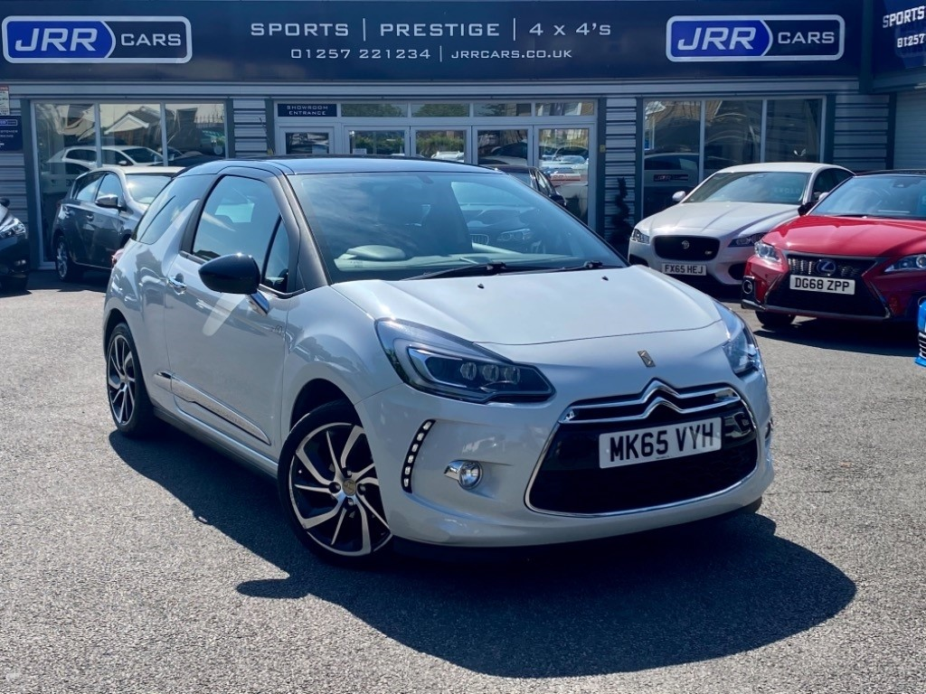 used DS 3 BLUEHDI 1955 S/S USED in chorley-lancashire