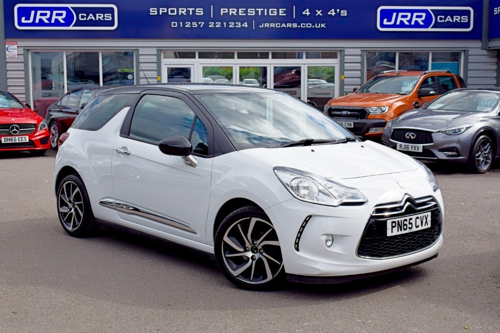 used DS 3 BLUEHDI DSTYLE NAV S/S in preston-lancashire