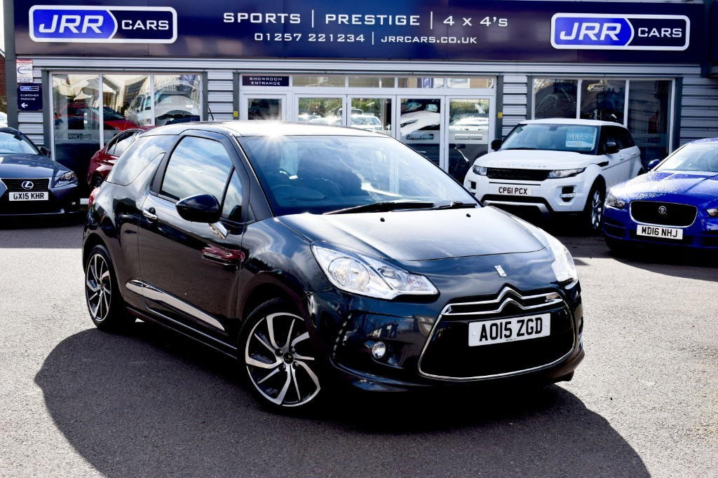 used DS 3 BLUEHDI DSTYLE NAV S/S USED in chorley-lancashire