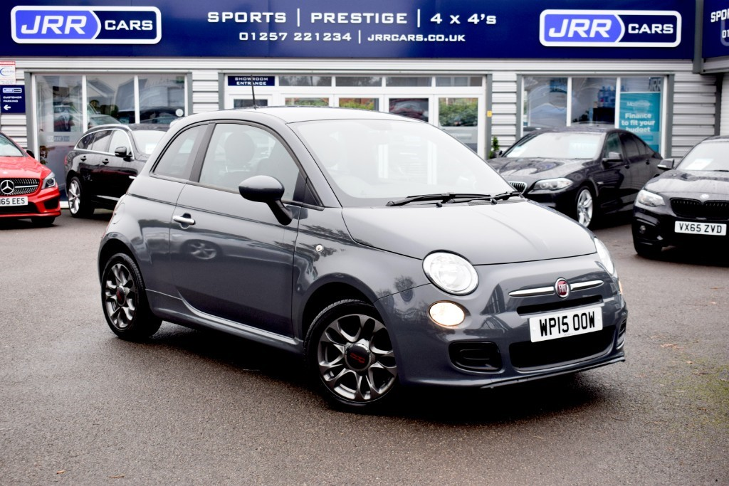 used Fiat 500 S in preston-lancashire