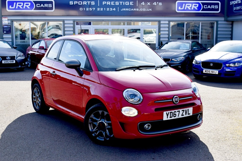 used Fiat 500 S USED in chorley-lancashire