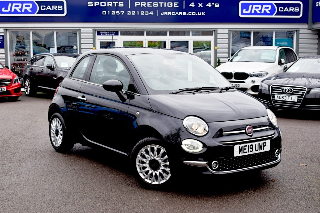 used Fiat 500 LOUNGE in preston-lancashire