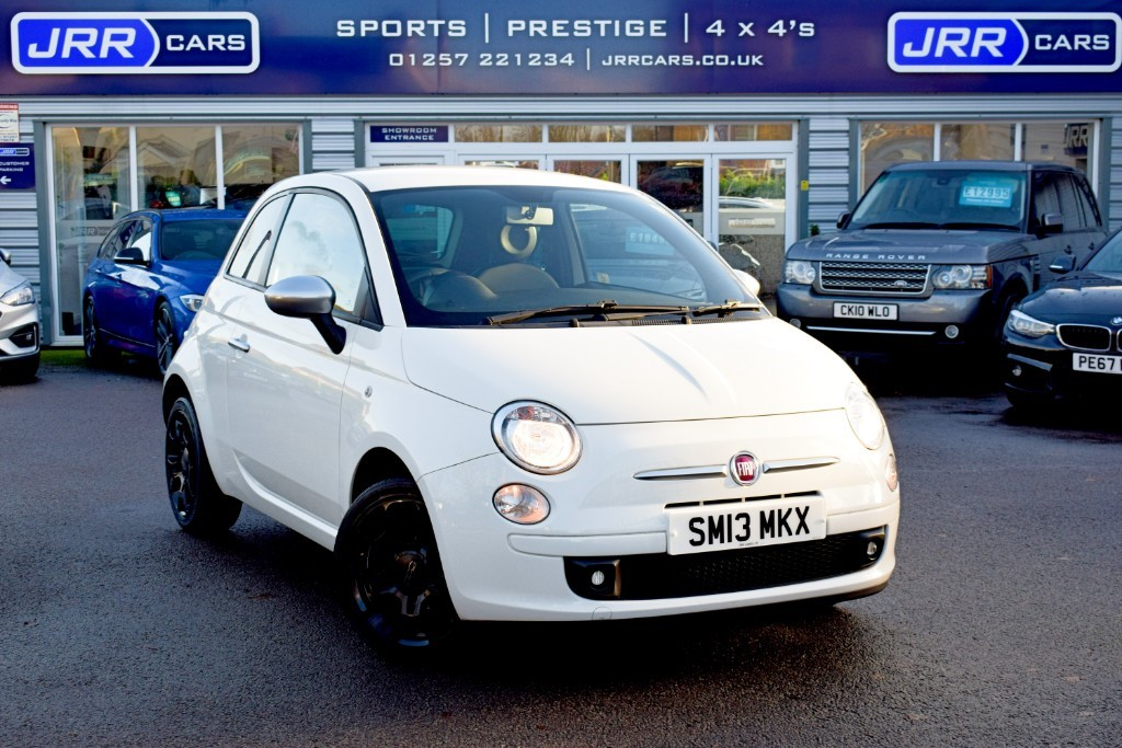 used Fiat 500 STREET USED in chorley-lancashire