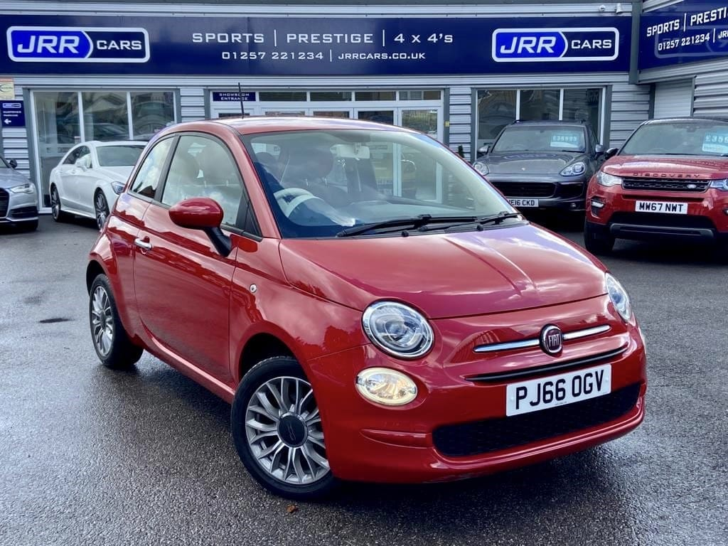 used Fiat 500 POP STAR USED in chorley-lancashire