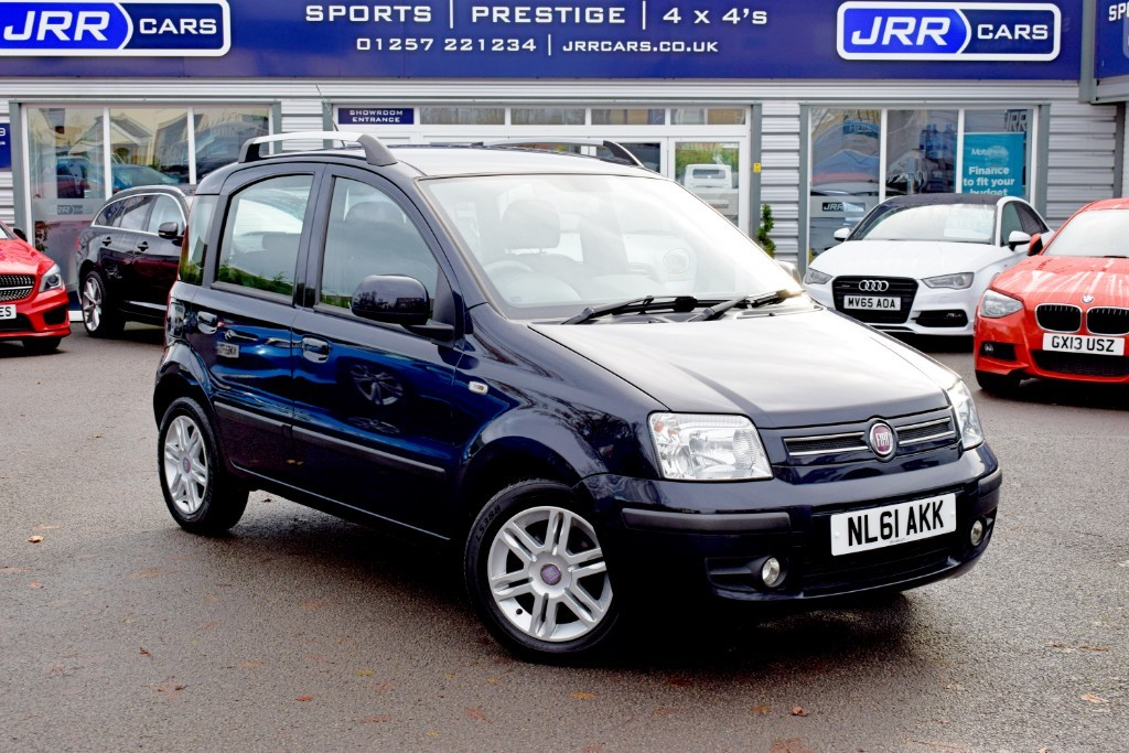 used Fiat Panda DYNAMIC in preston-lancashire