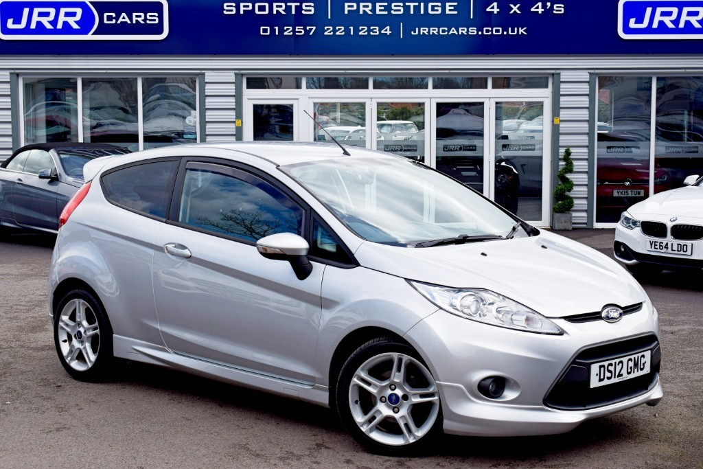 used Ford Fiesta ZETEC S TDCI in preston-lancashire