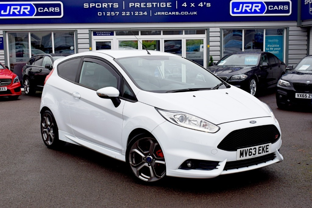 used Ford Fiesta ST-2 in preston-lancashire