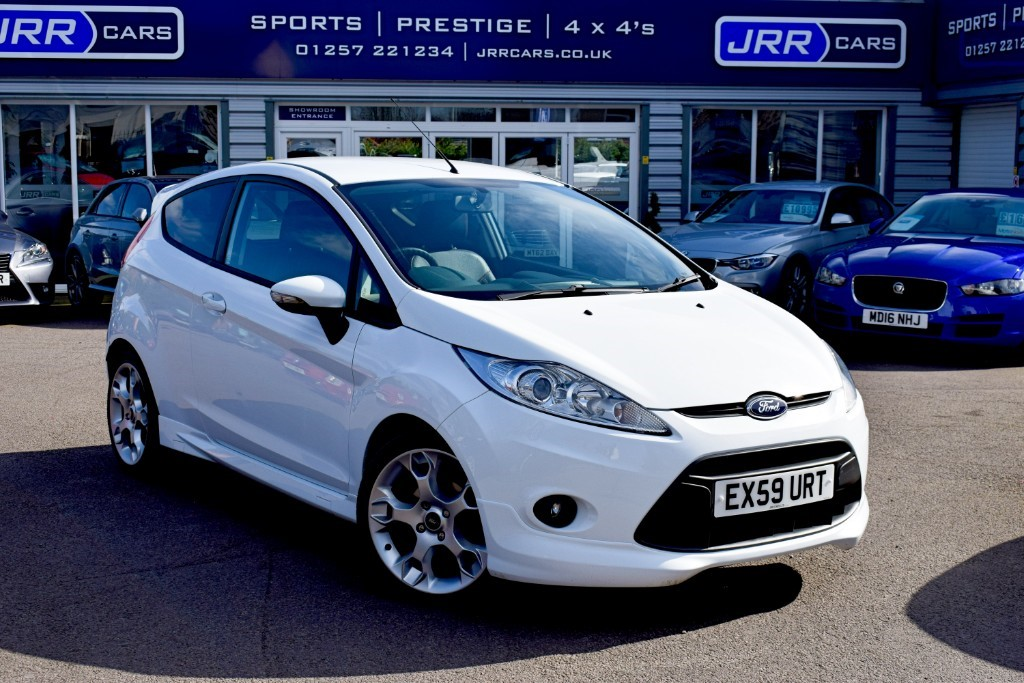 used Ford Fiesta ZETEC S USED in chorley-lancashire