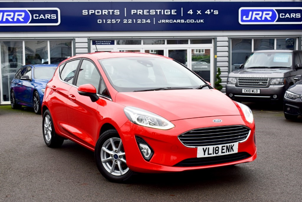 used Ford Fiesta ZETEC USED in chorley-lancashire