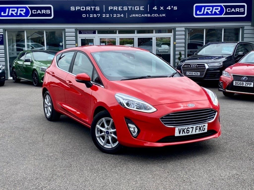 used Ford Fiesta ZETEC TDCI USED in chorley-lancashire