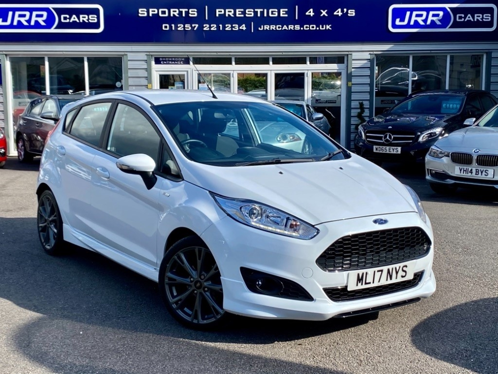 used Ford Fiesta ST-LINE USED in chorley-lancashire