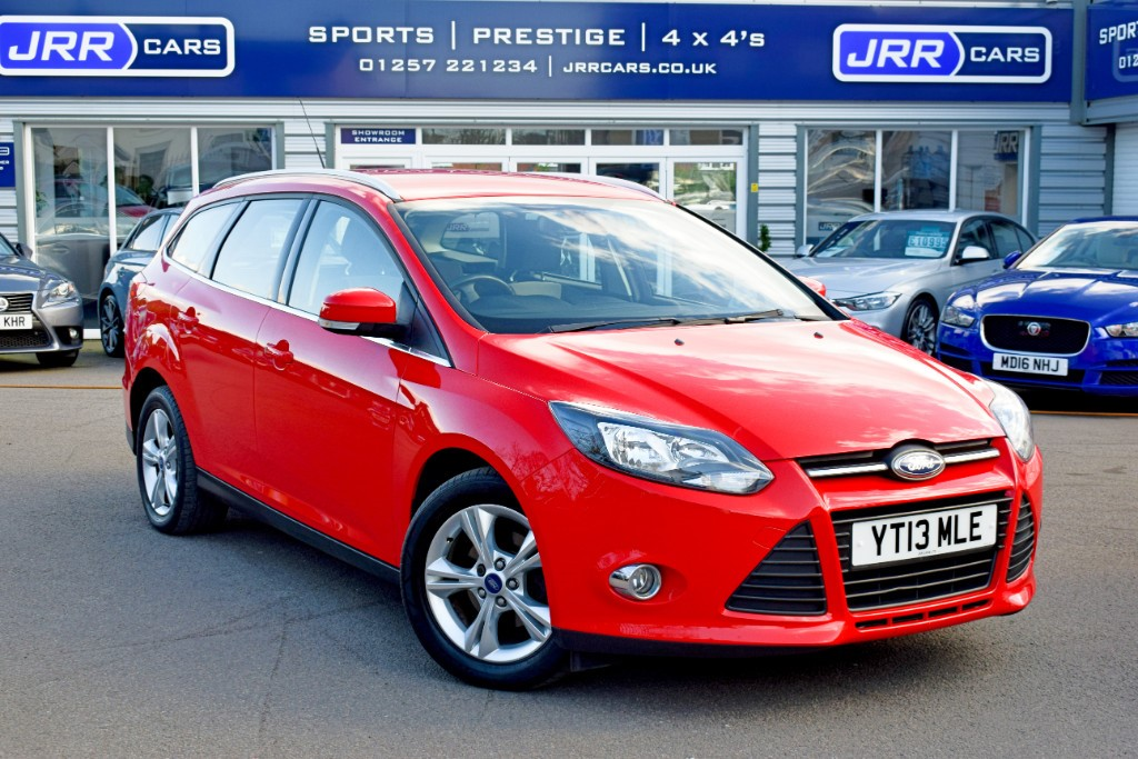 used Ford Focus ZETEC TDCI USED in chorley-lancashire