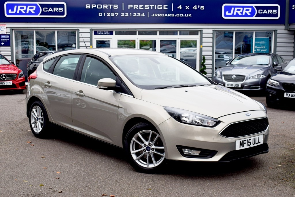 used Ford Focus USED ZETEC in preston-lancashire