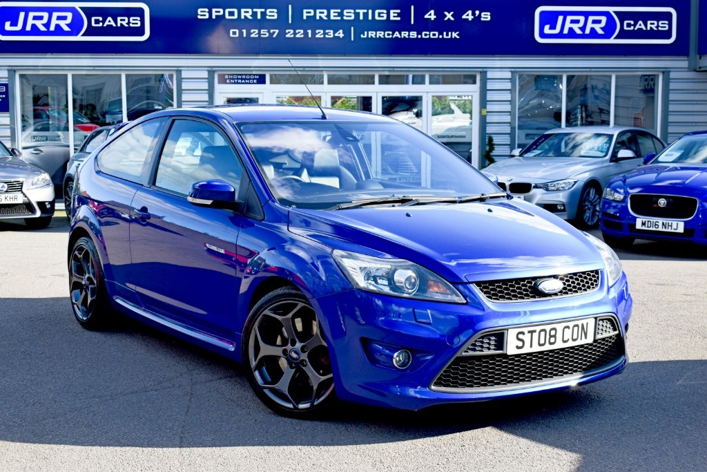 used Ford Focus ST-3 USED in chorley-lancashire