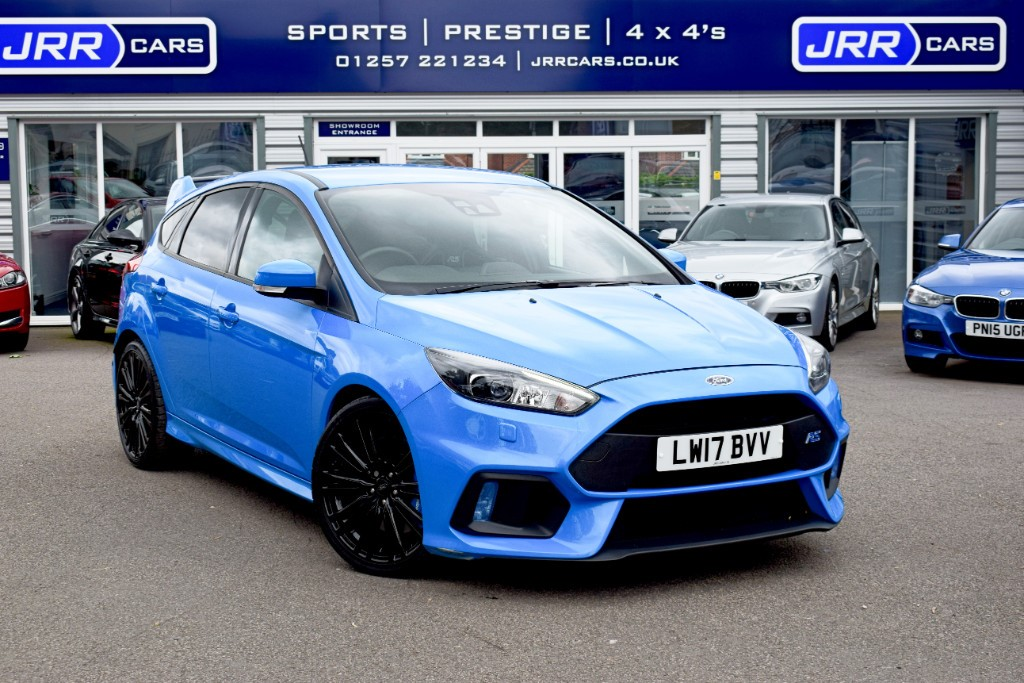 used Ford Focus RS USED in chorley-lancashire