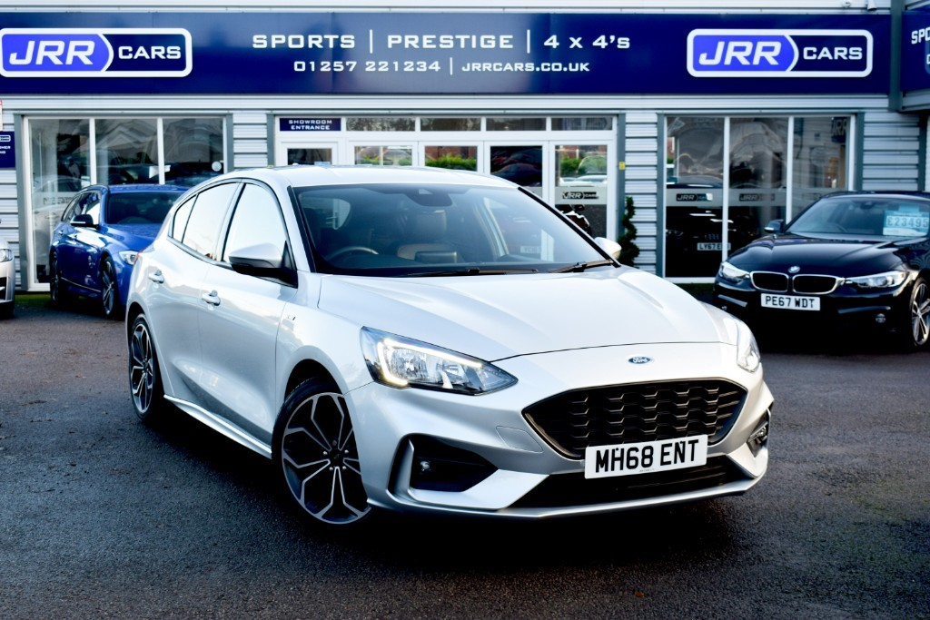 used Ford Focus ST-LINE X USED in chorley-lancashire