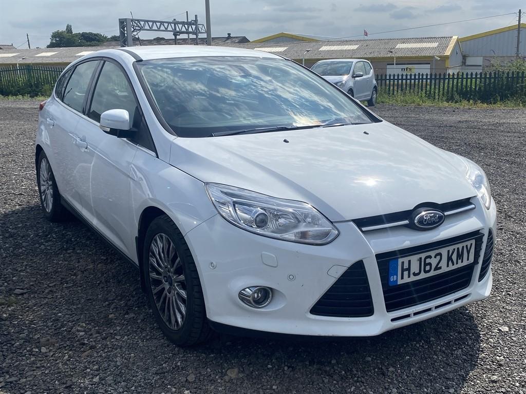 used Ford Focus TITANIUM X in chorley-lancashire