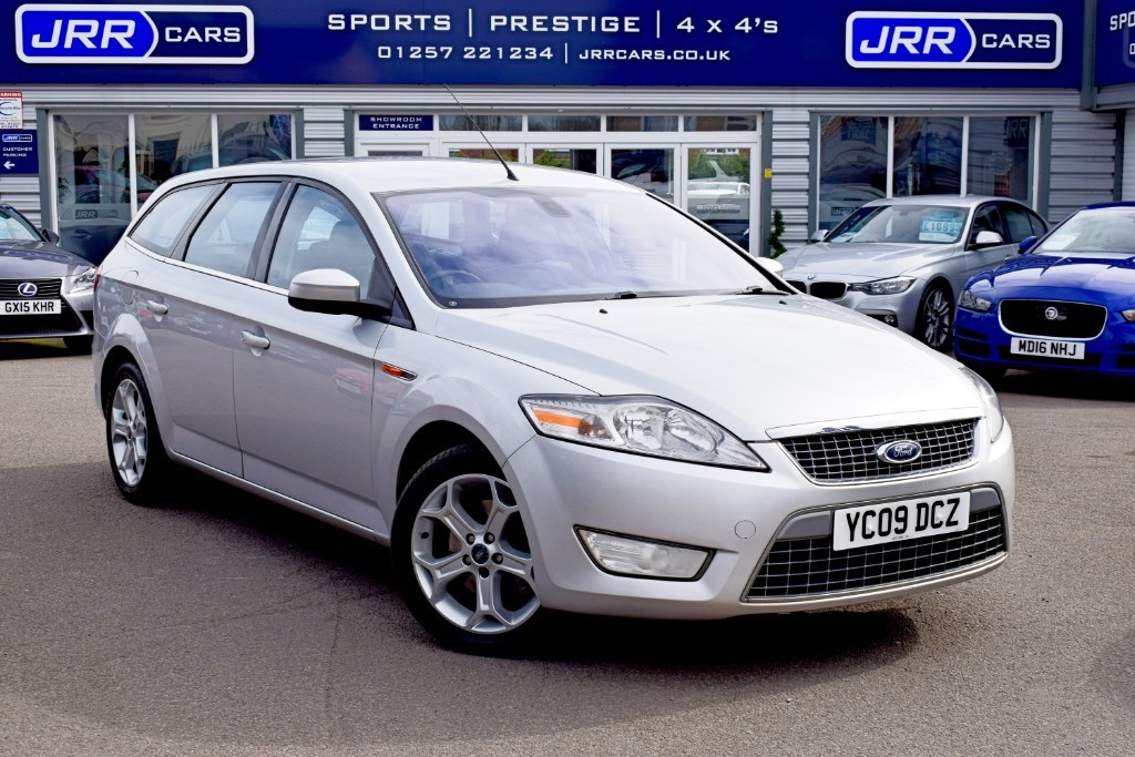 used Ford Mondeo TITANIUM TDCI USED in chorley-lancashire