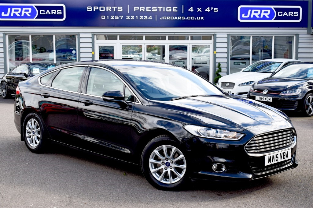 used Ford Mondeo TITANIUM ECONETIC TDCI in preston-lancashire