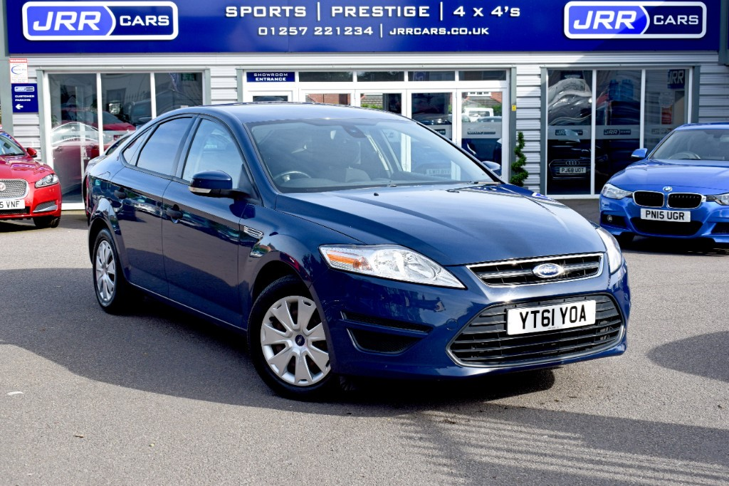 used Ford Mondeo EDGE TDCI USED in chorley-lancashire