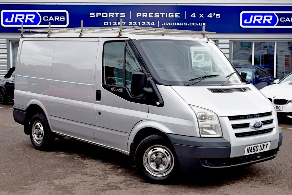 used Ford Transit 280 LR P/V in preston-lancashire