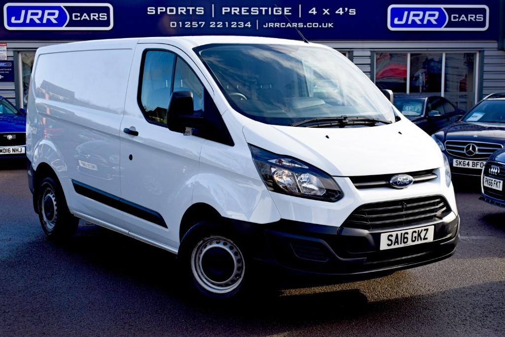 used Ford Transit Custom USED 270 LR P/V in chorley-lancashire