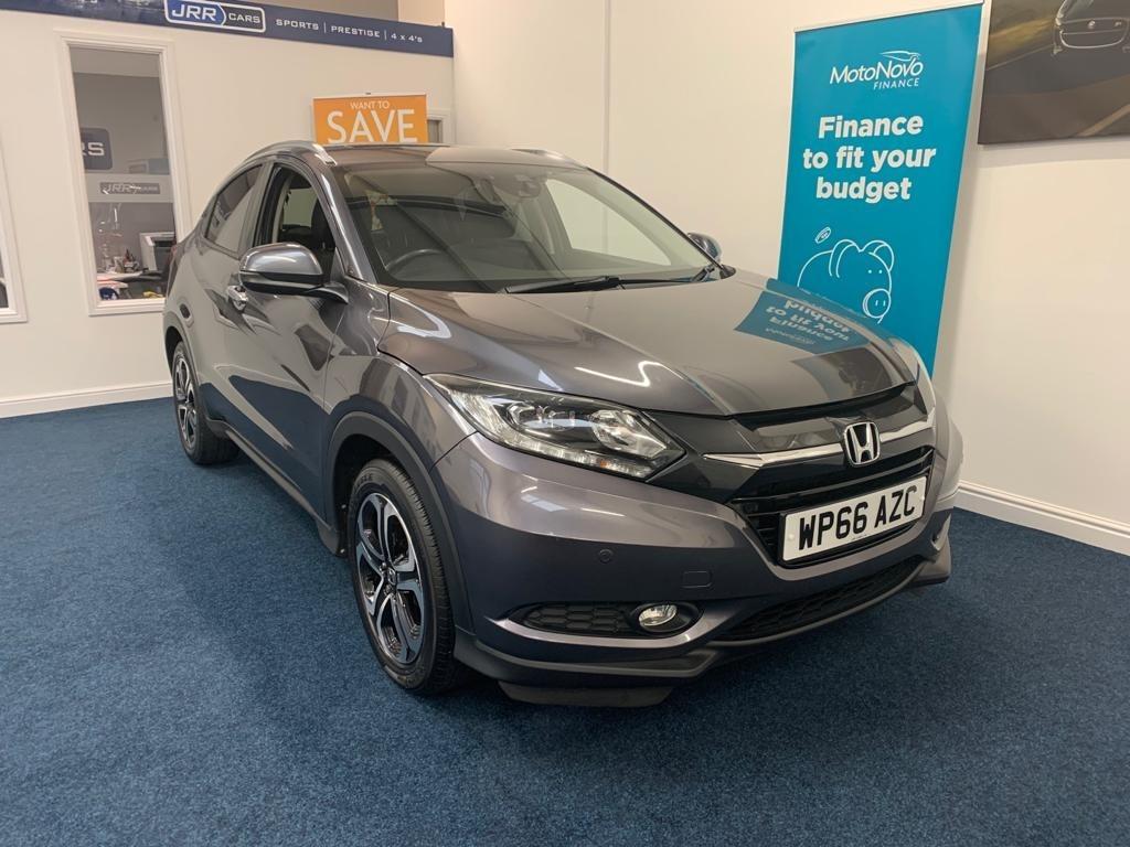 used Honda HR-V I-DTEC EX USED in chorley-lancashire