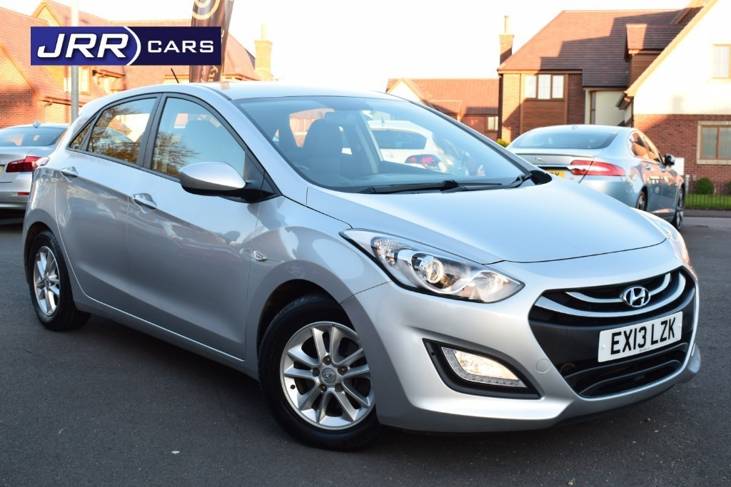used Hyundai i30 ACTIVE in preston-lancashire