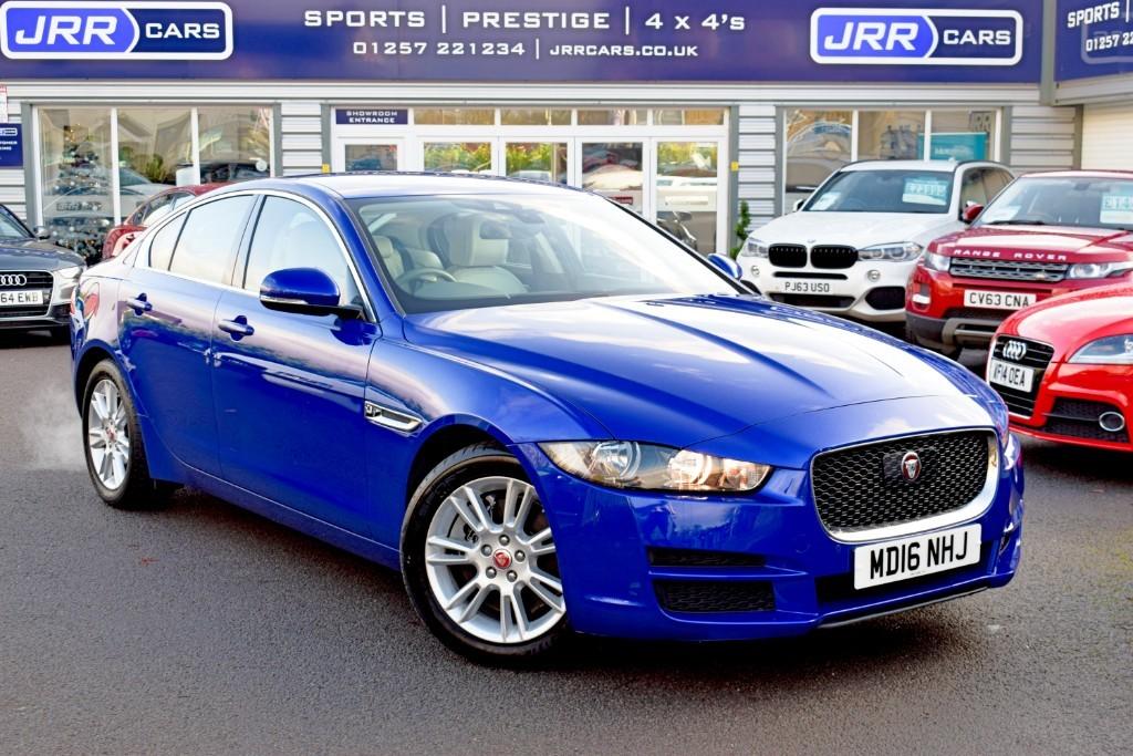 used Jaguar XE USED PRESTIGE in preston-lancashire