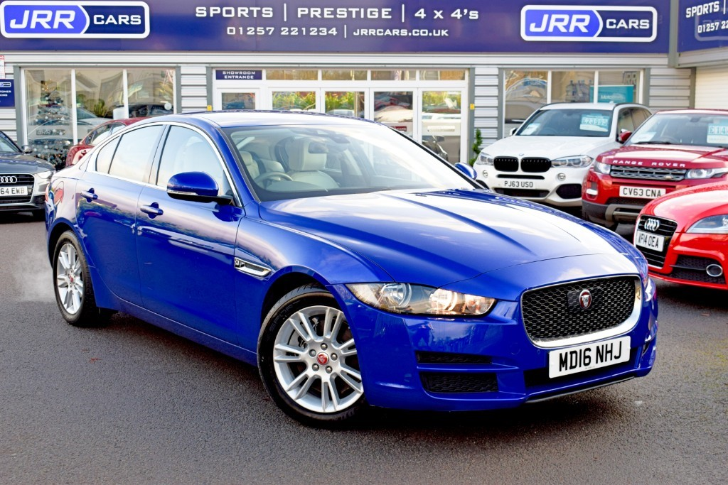 used Jaguar XE USED PRESTIGE in chorley-lancashire