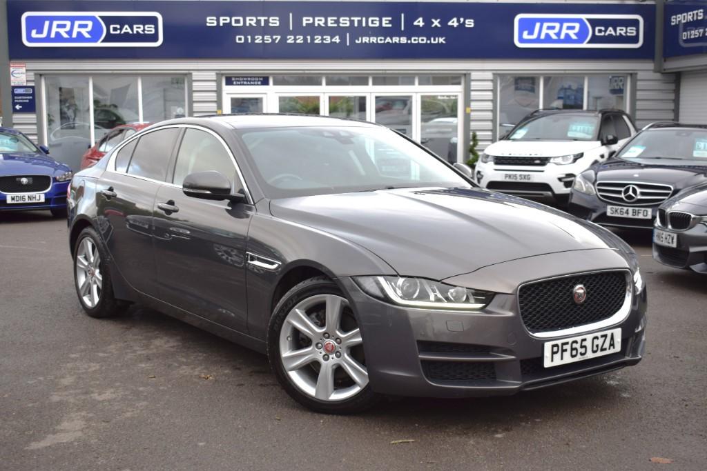 used Jaguar XE USED PORTFOLIO in chorley-lancashire