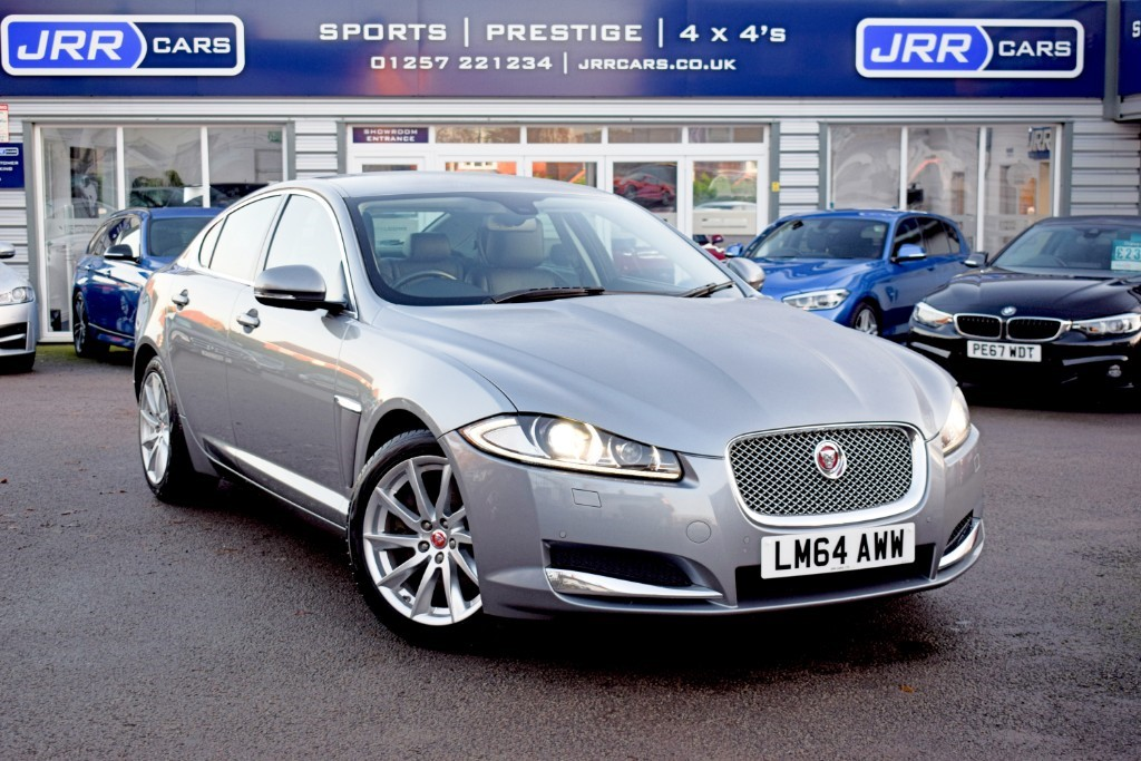 used Jaguar XF D PREMIUM LUXURY USED in chorley-lancashire