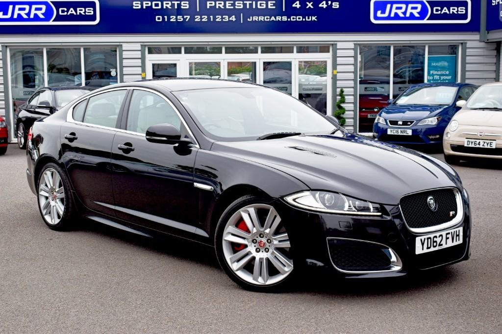 used Jaguar XF V8 R in preston-lancashire