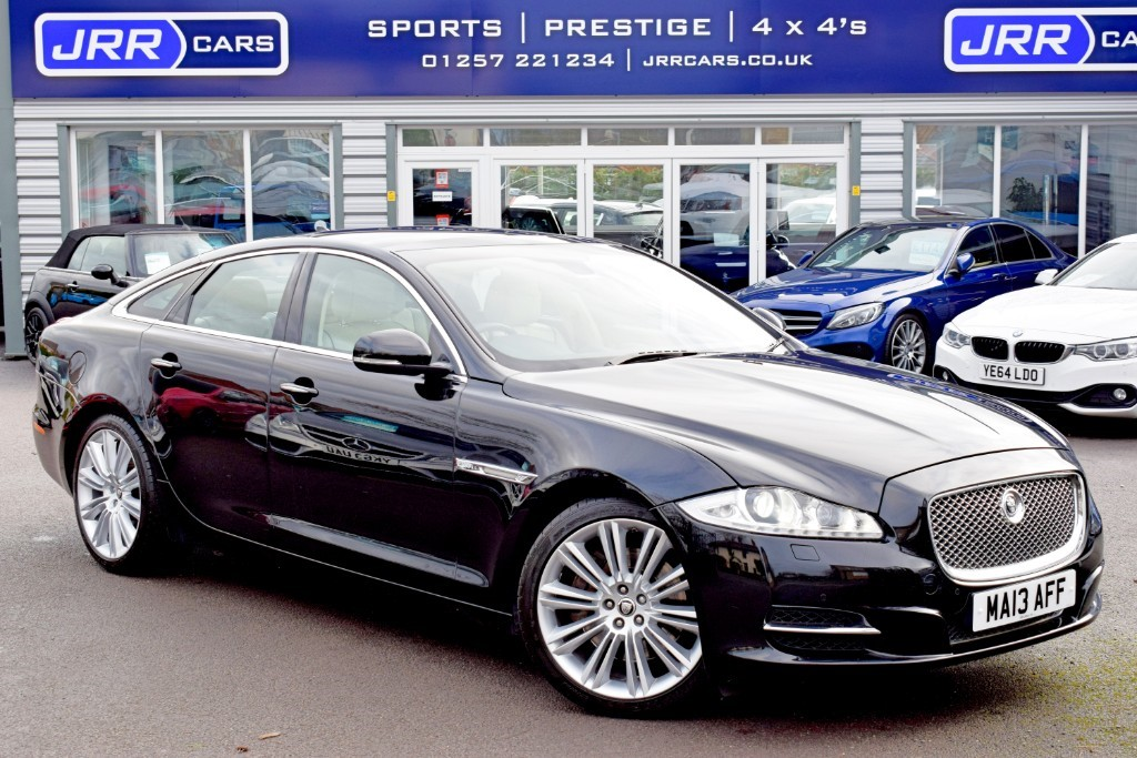 used Jaguar XJ D V6 PORTFOLIO in preston-lancashire