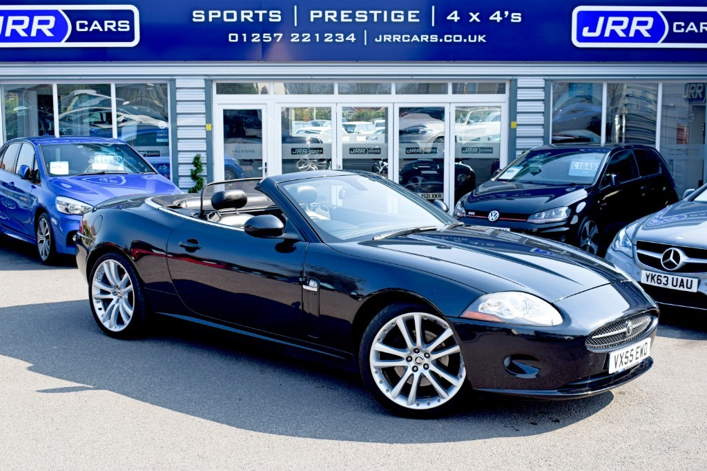 used Jaguar XK CONVERTIBLE in preston-lancashire